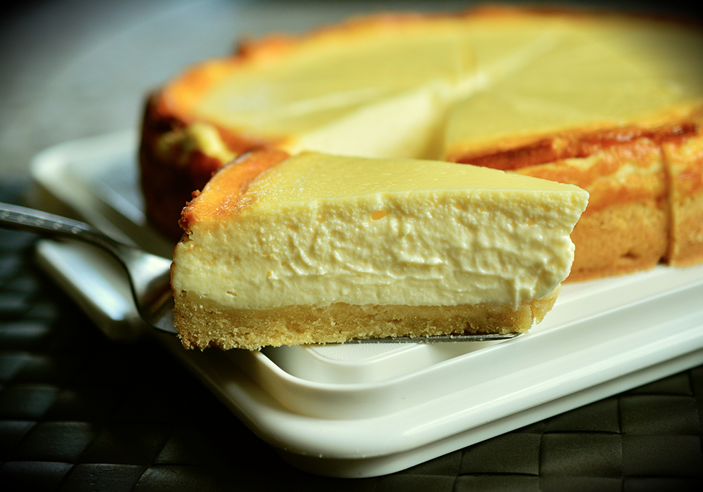 Cheesecake salata di Zambana