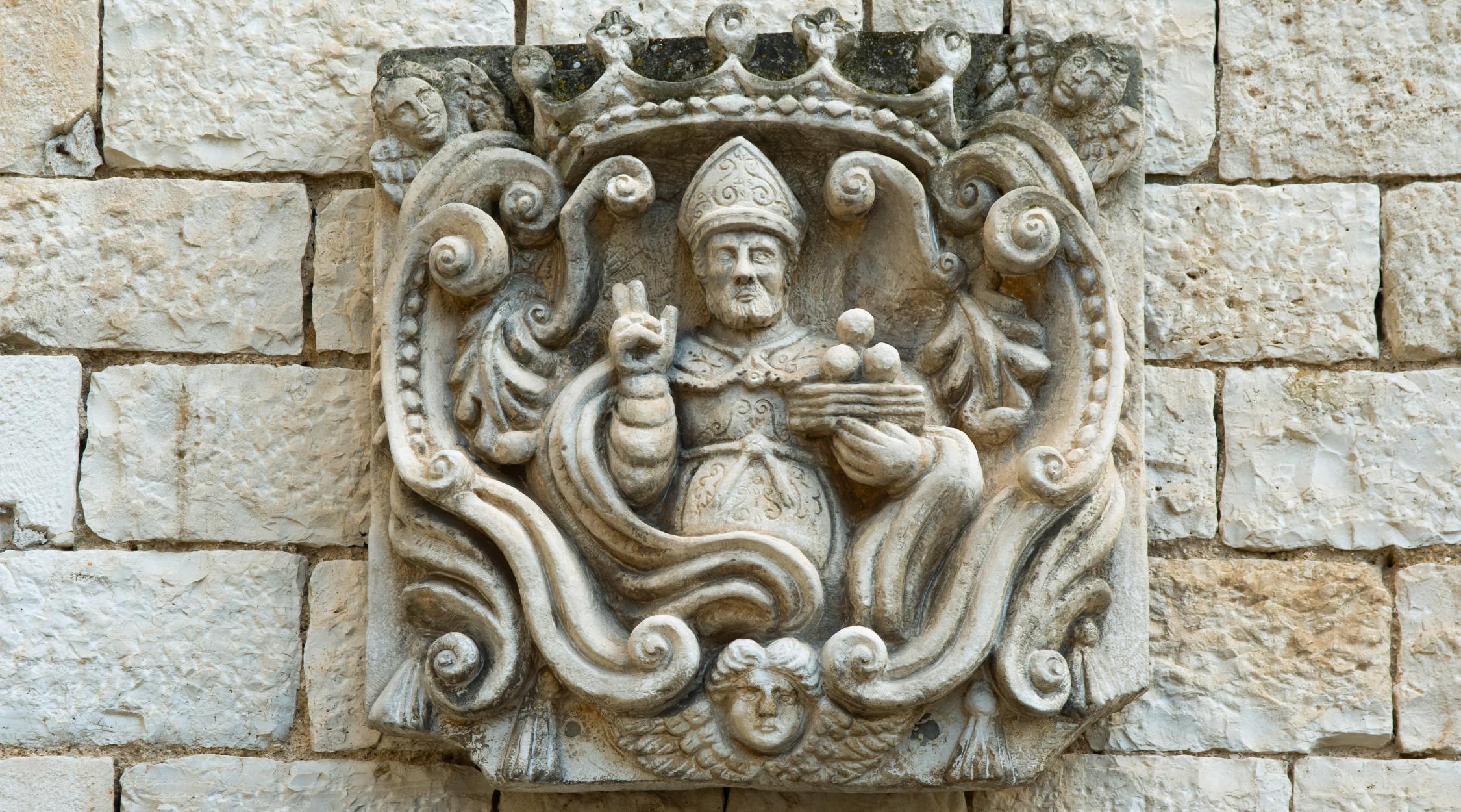 San Nicola e le tre sfere d'oro - La Trentina