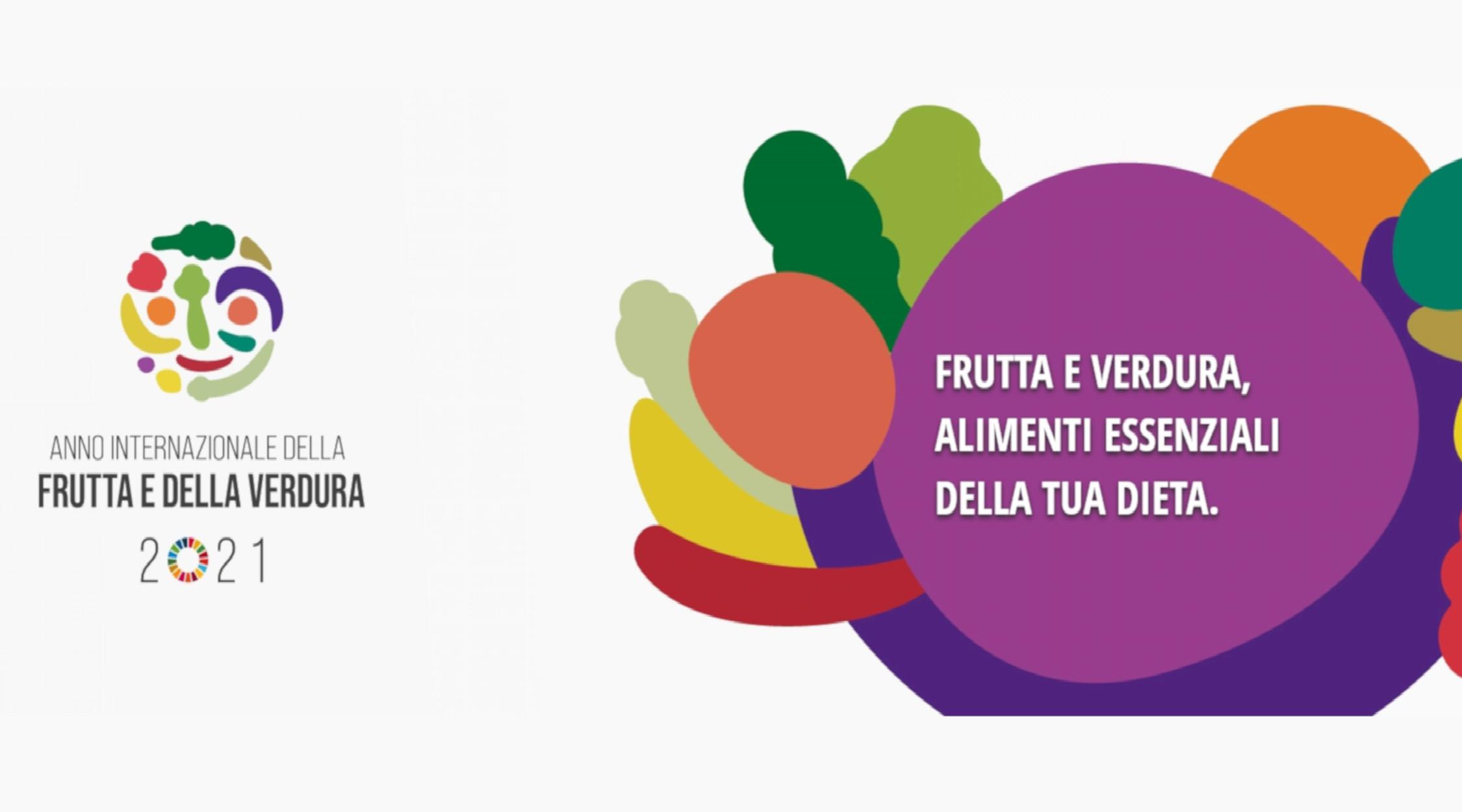 Anno Internazionale della Frutta e Verdura