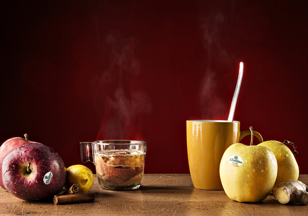 Tisane con le mele: toccasana corroboranti
