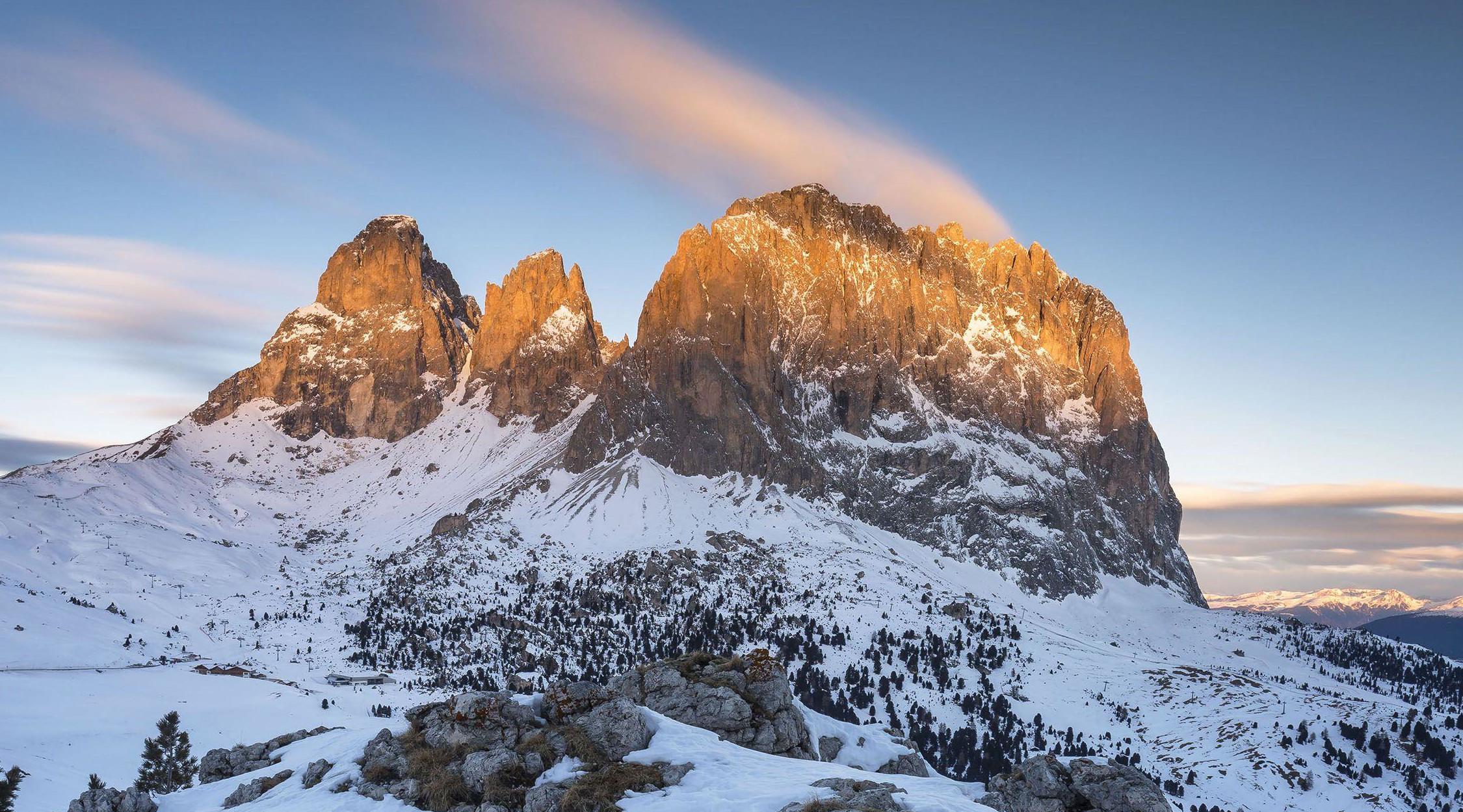 Dolomiti Patrimonio Mondiale dell'Umanità | La Trentina
