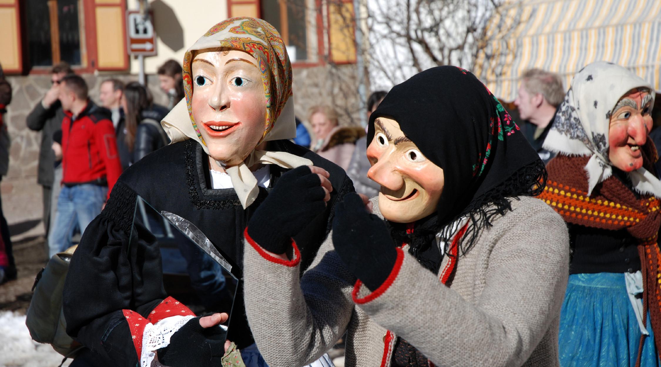 Carnevale Trentino