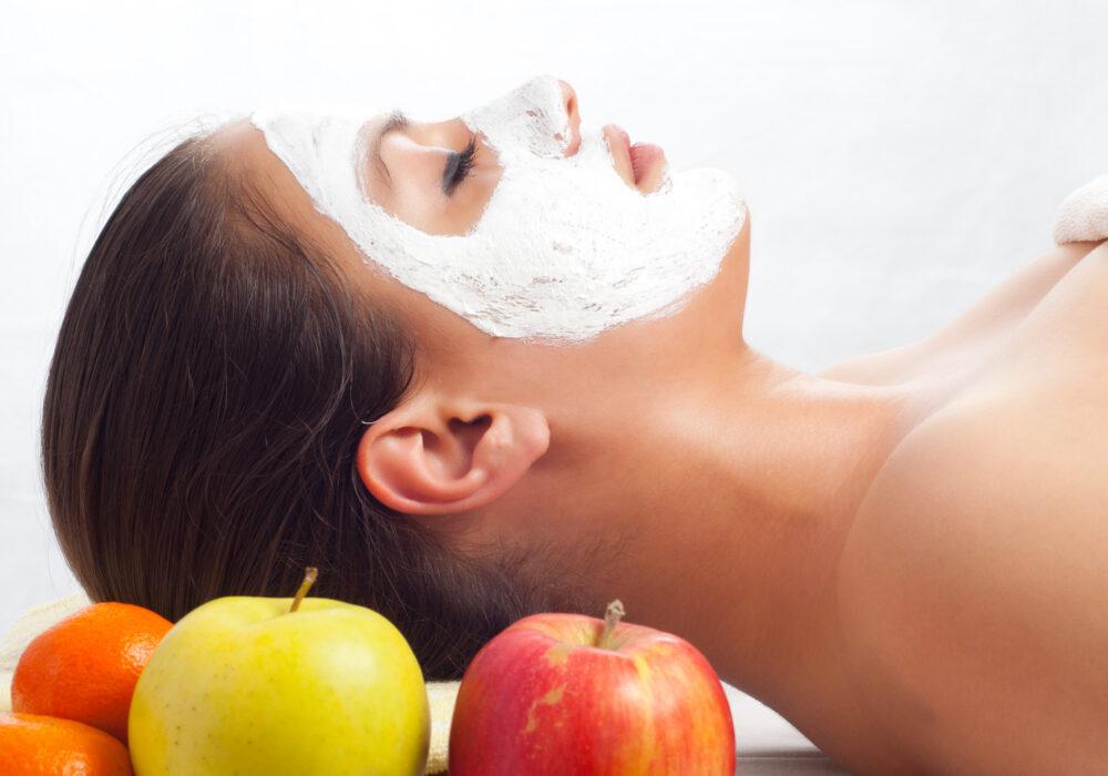 Trattamenti di bellezza con i poteri benefici di frutta e verdura