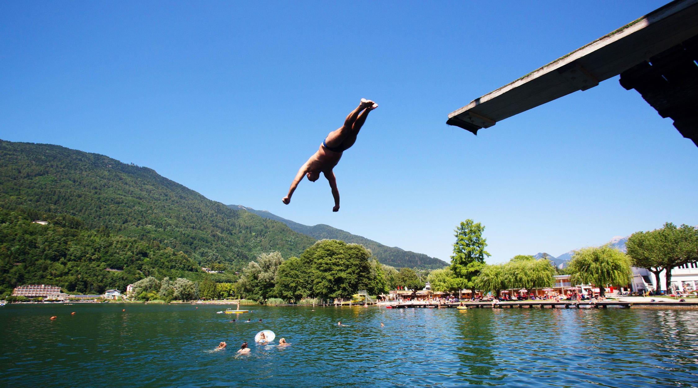 Vacanze in Trantino tra laghi, fiumi, torrenti e cascate