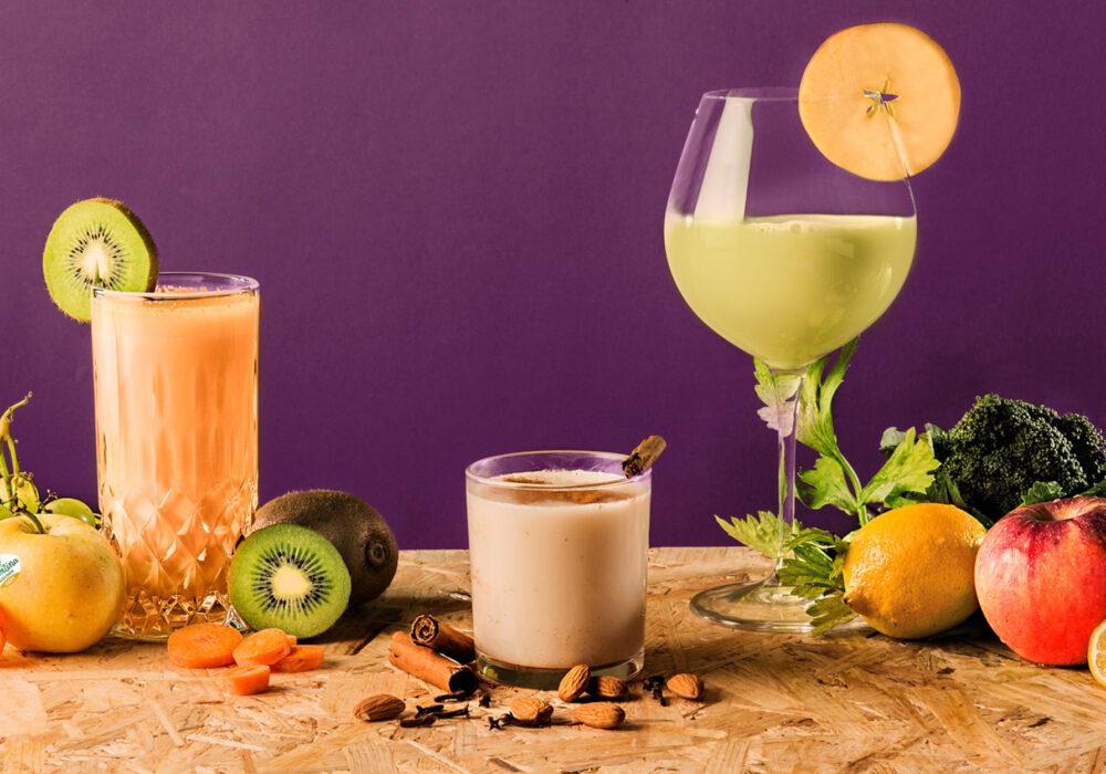 Centrifughe, estratti e frullati: il modo più facile, veloce e salutare di assumere frutta e verdura