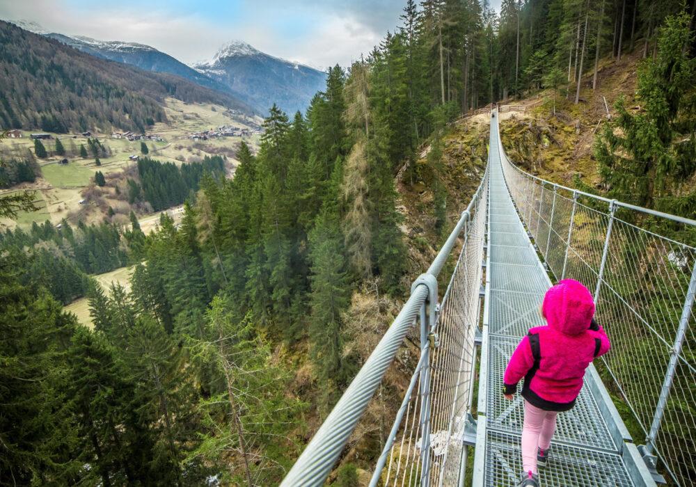 I ponti tibetani del Trentino